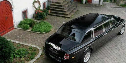 Mutec Rolls-Royce Phantom Stretched