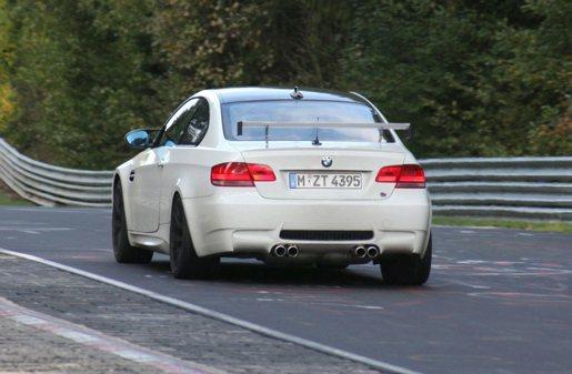 Mysterieuze BMW M3 Nurburgring
