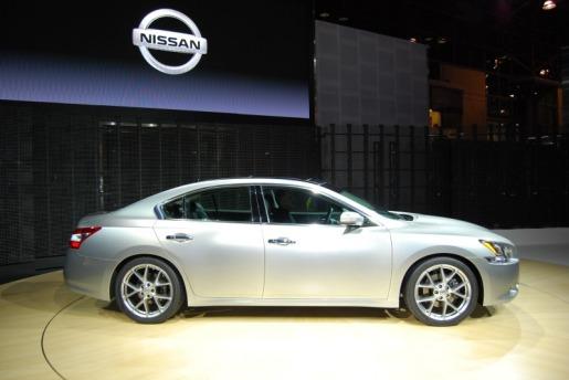 New York '08: Nissan Maxima