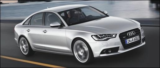 Audi A6 nieuwe