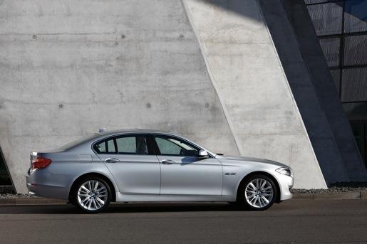 Officieel: Nieuwe BMW 5-Reeks