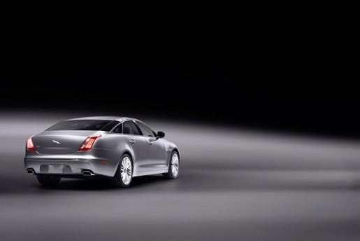 Nieuwe Jaguar XJ