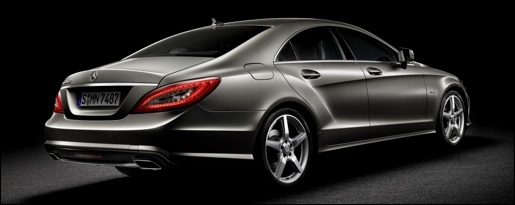 Mercedes CLS-Klasse officieel