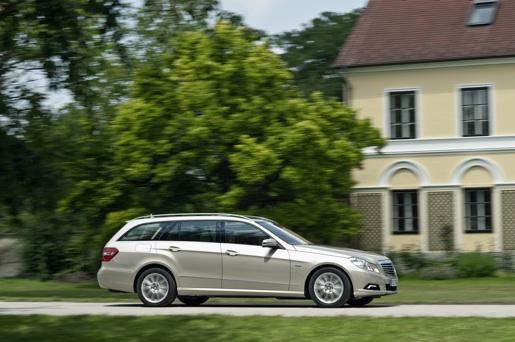 Nieuwe Mercedes E-Klasse Break
