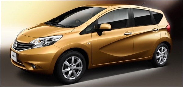 Nissan Note 2013 Japan