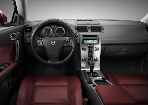 Nieuwe Volvo C70
