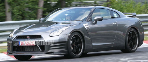 Nissan GT-R SpecM