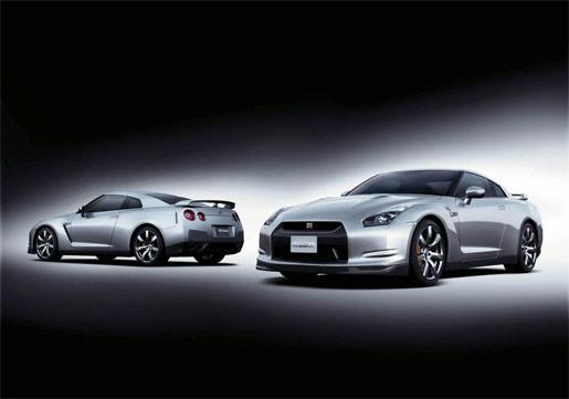 Nissan GT-R update