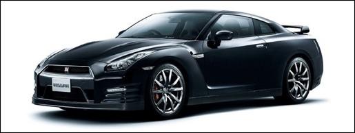 Nissan GT-R Facelift