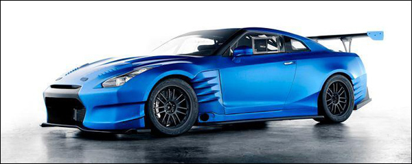 Nissan GT-R Fast and Furious 6