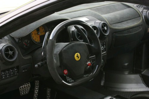 Novitec Rosso 747 Ferrari F430 Scuderia