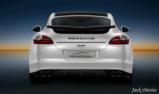 Oakley Design Porsche Panamera