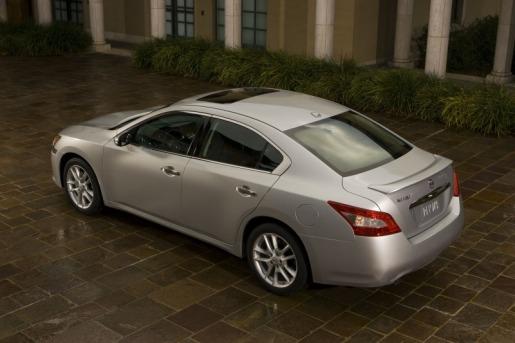 Officieel: Nissan Maxima