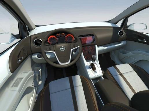 Officieel: Opel Meriva Concept