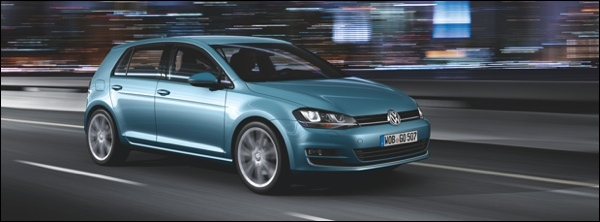 Volkswagen Golf VII 7 2013