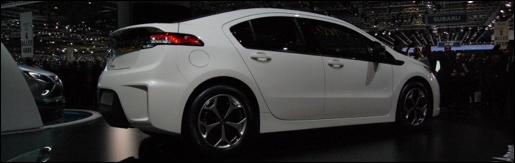 Opel Ampera Productieversie