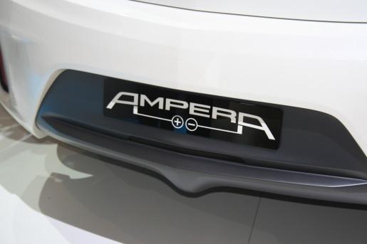 Opel Ampera Concept Genève