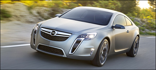 Opel Calibra 2013