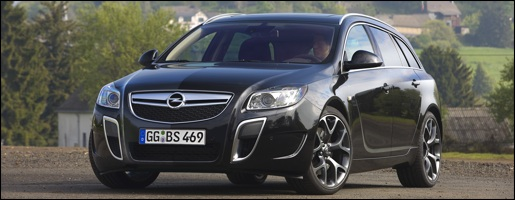 Opel Insginia OPC Sports Tourer