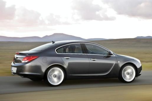 Officieel: Opel Insignia