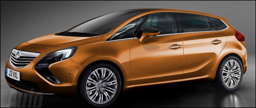 Opel Insignia SUV