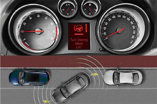 Opel Insignia Parking Assist