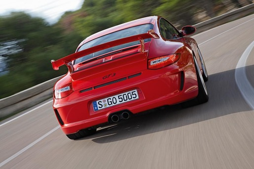 Porsche Genève 2009