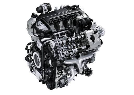 Porsche Panamera Turbomotor