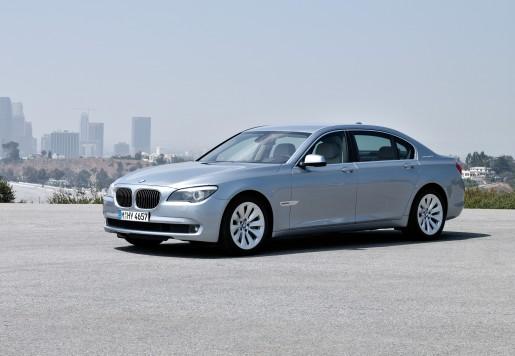 BMW ActiveHybrid X6 7-Reeks