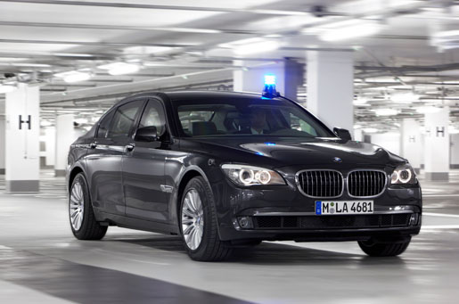 BMW 7-Reeks High Security