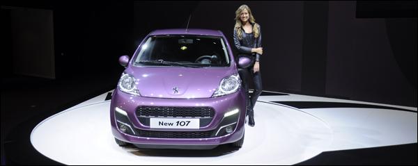Peugeot 107 Autosalon