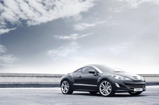 Officieel: Peugeot RCZ