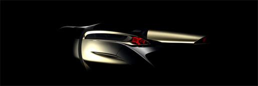 Peugeot Concept Parijs