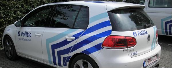 Politie Volkswagen Golf GTI