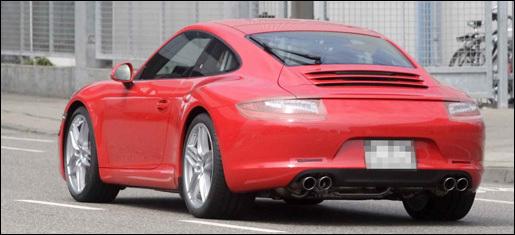 Porsche 911 991 Speedster Targa Clubsport