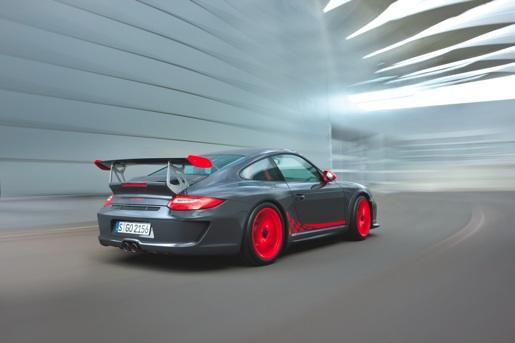 Nieuwe Porsche 911 GT3 RS