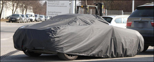 Porsche Boxster BMW Rumor