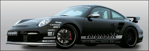 Cargraphic 997 Turbo