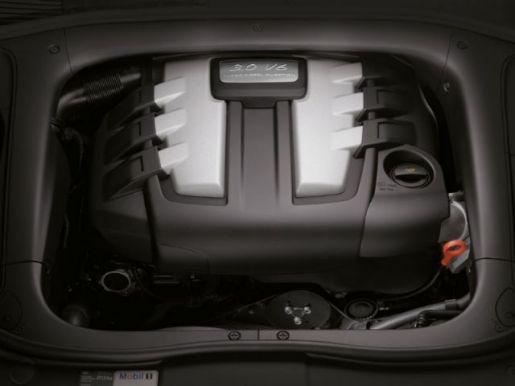 Porsche Cayenne Diesel motor