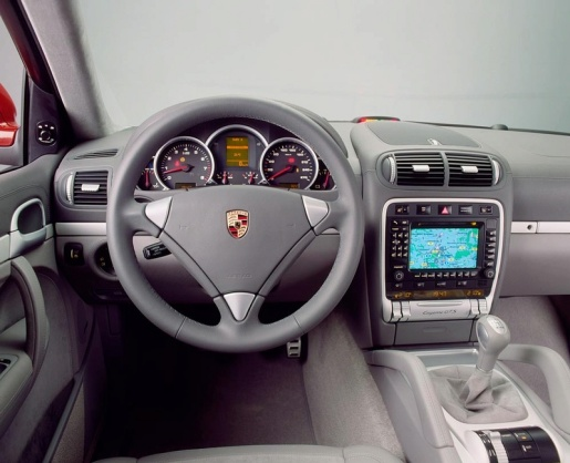 Porsche Cayenne 200000 GTS