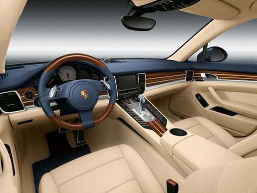 Porsche Panamera Individualiseringsprogramma