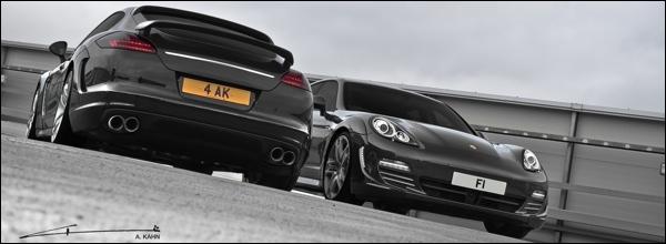 Kahn Design Porsche Panamera