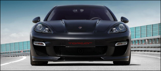 Porsche Panamera Stingray tuning Top Car