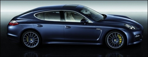 Individualisering Porsche Panamera