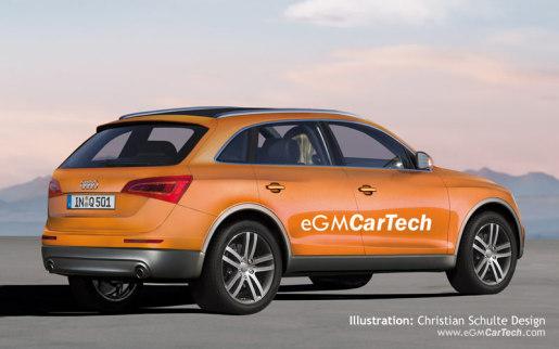 Preview: Audi Q5 2009