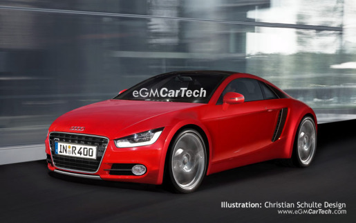 Preview: Audi R4 2011