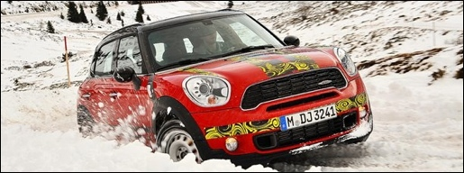 MINI Countryman John Cooper Works JCW