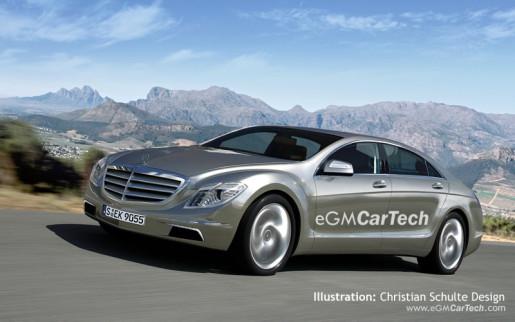 Preview: Mercedes S-klasse-2011