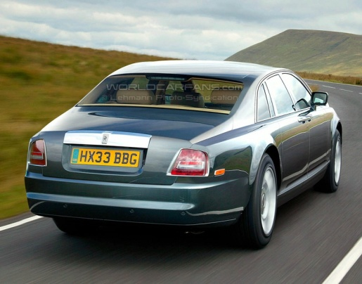 Preview: Baby Rolls Royce