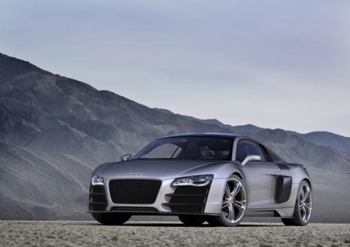 Audi R8 V12 TDI Concept Officieel